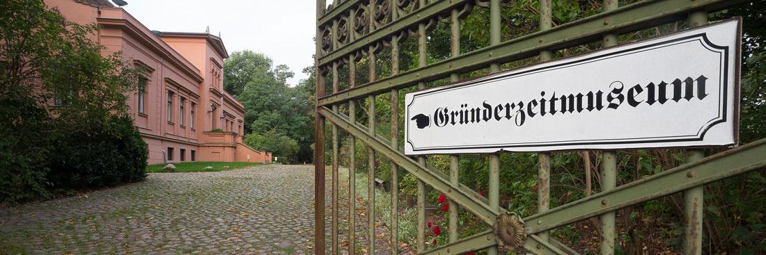 Gründerzeitmuseum; Foto: Ole Bader