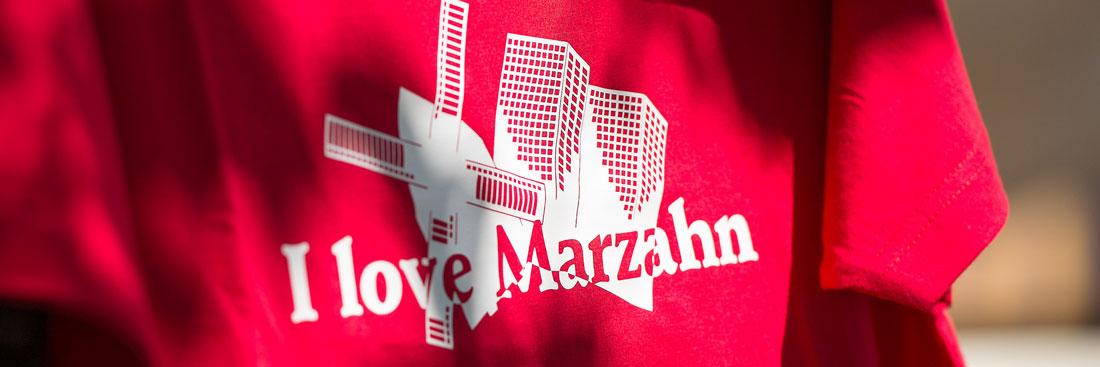 I love Marzahn; Foto: Ole Bader