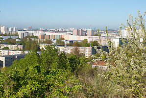 Marzahn-Hellersdorf; Foto: Ole Bader