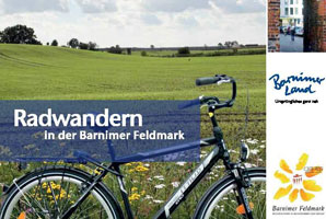 Radwandern in der Barnimer Feldmark