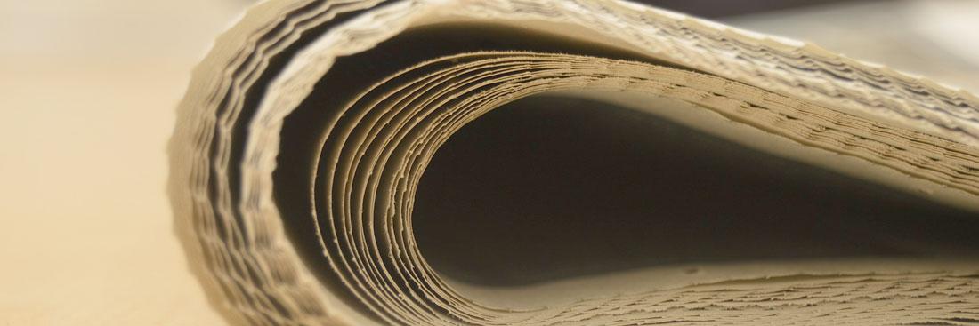 Zeitung; Foto: Gradezone, pixabay.com