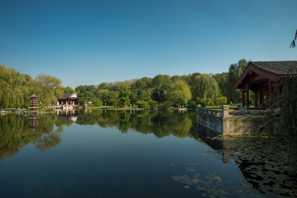 Gärten der Welt, Foto: Ole Bader